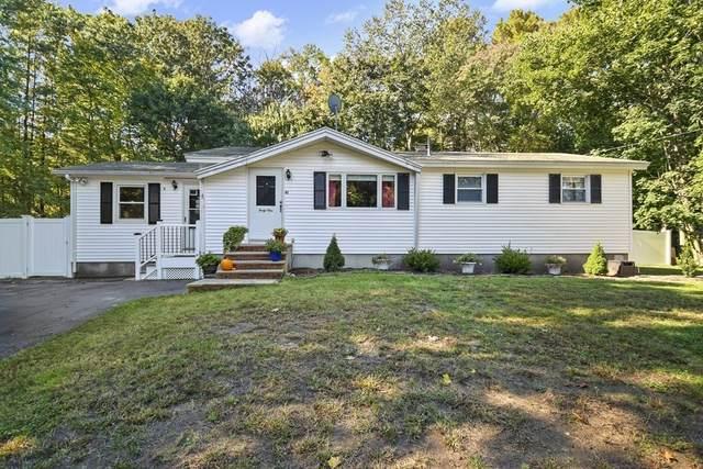 41 Baniulis Road, Billerica, MA 01821 (MLS #72911363) :: Zack Harwood Real Estate | Berkshire Hathaway HomeServices Warren Residential