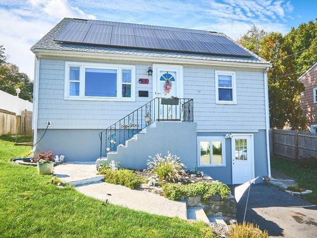 53 Parkhurst Street, Quincy, MA 02169 (MLS #72911369) :: Dot Collection at Access