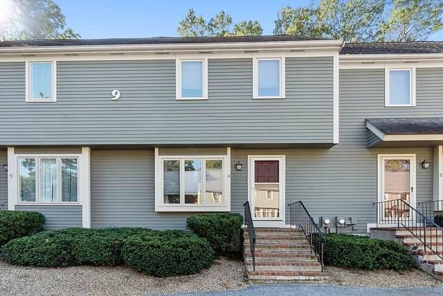 9 Deer Path #4, Maynard, MA 01754 (MLS #72911385) :: Zack Harwood Real Estate | Berkshire Hathaway HomeServices Warren Residential