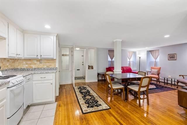 8 Kinross Rd A, Boston, MA 02135 (MLS #72911408) :: Zack Harwood Real Estate | Berkshire Hathaway HomeServices Warren Residential