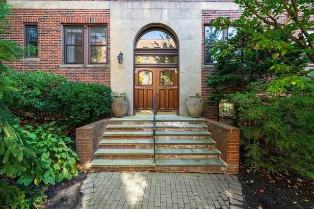 317 Tappan St. #1, Brookline, MA 02445 (MLS #72911414) :: Zack Harwood Real Estate | Berkshire Hathaway HomeServices Warren Residential