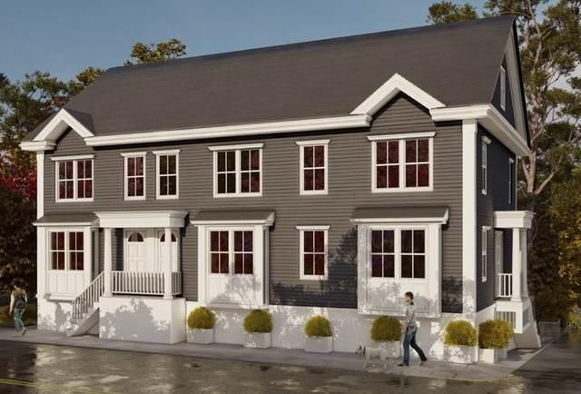 65 Market Street #2, Amesbury, MA 01913 (MLS #72911420) :: Zack Harwood Real Estate | Berkshire Hathaway HomeServices Warren Residential
