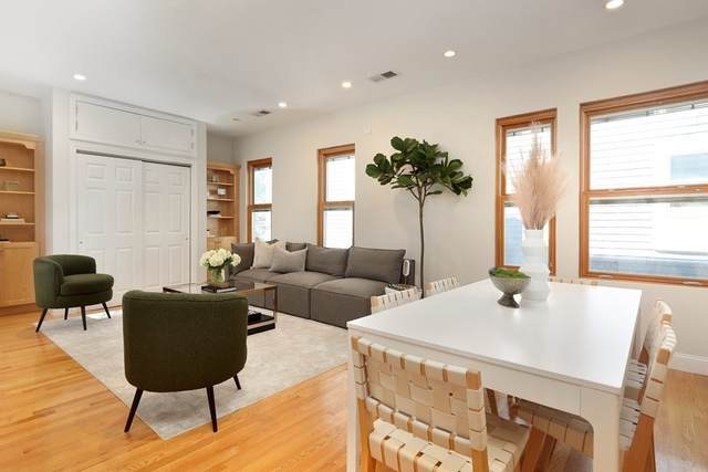 11 Tufts St #3, Cambridge, MA 02139 (MLS #72911441) :: Dot Collection at Access