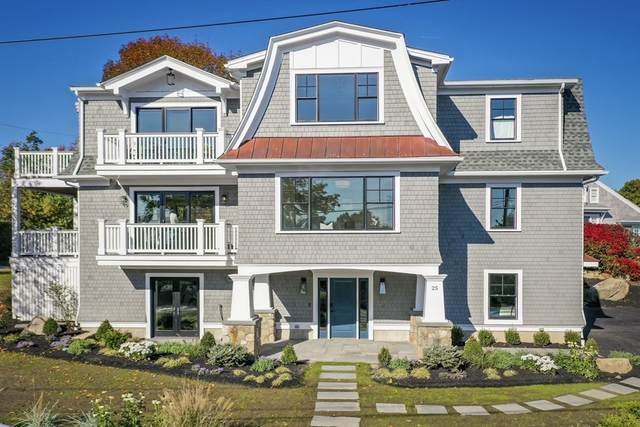 25 Way Rd B, Gloucester, MA 01930 (MLS #72911469) :: Dot Collection at Access