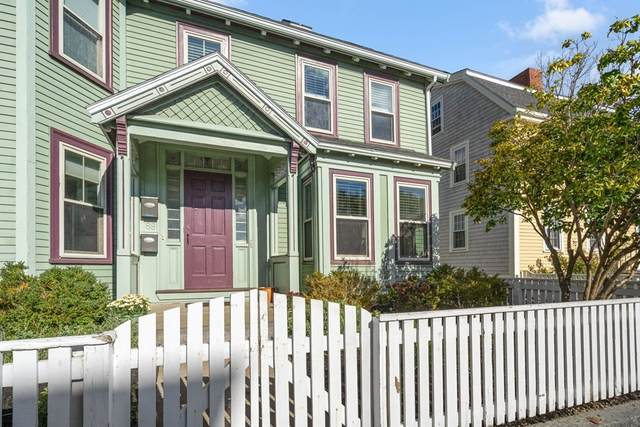 88 Prospect Street #3, Gloucester, MA 01930 (MLS #72911485) :: DNA Realty Group