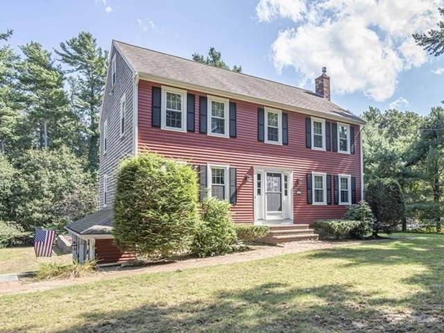 150 Cross St, Bridgewater, MA 02324 (MLS #72911499) :: Spectrum Real Estate Consultants