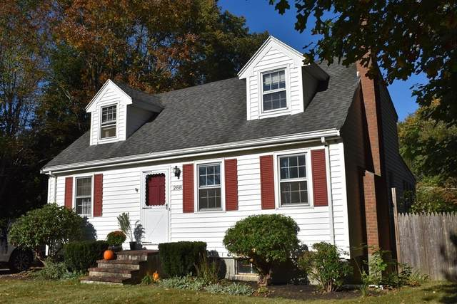 288 Plain St, Brockton, MA 02302 (MLS #72911524) :: Spectrum Real Estate Consultants