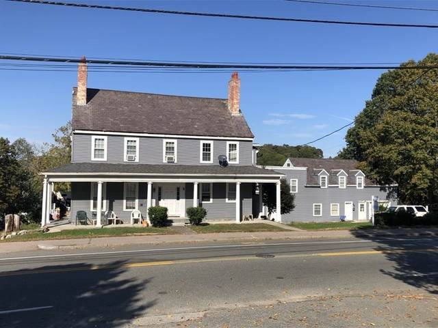 125-139AB Commercial St, Braintree, MA 02184 (MLS #72911527) :: Dot Collection at Access