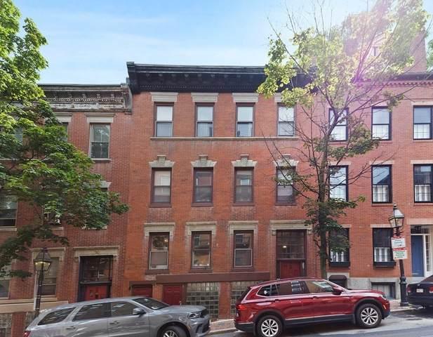 26 Irving Street, Boston, MA 02114 (MLS #72911531) :: Boylston Realty Group