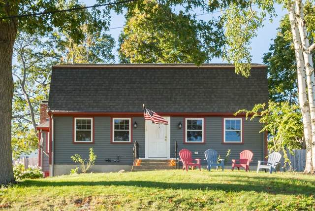 116 Gordon Rd, Braintree, MA 02184 (MLS #72911535) :: Dot Collection at Access
