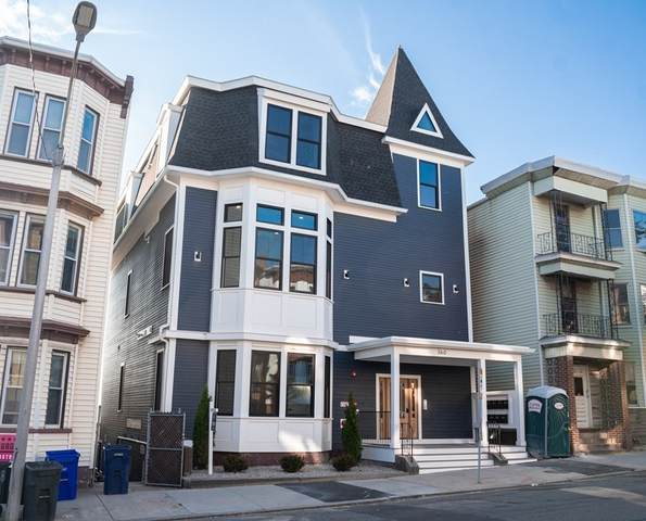 360 Meridian #2, Boston, MA 02128 (MLS #72911541) :: Dot Collection at Access