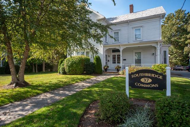 37 South St #3, Bridgewater, MA 02324 (MLS #72911545) :: Spectrum Real Estate Consultants