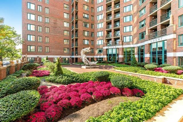 10 Rogers Street #201, Cambridge, MA 02142 (MLS #72911552) :: Dot Collection at Access