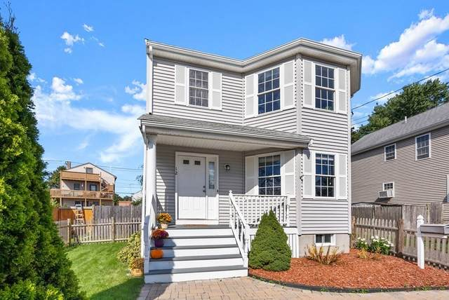 12 Charles Street, Quincy, MA 02169 (MLS #72911553) :: Dot Collection at Access