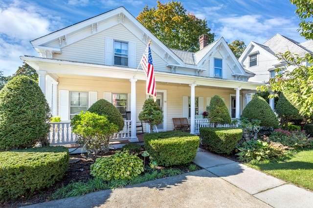 59 Union St, Franklin, MA 02038 (MLS #72911568) :: Spectrum Real Estate Consultants