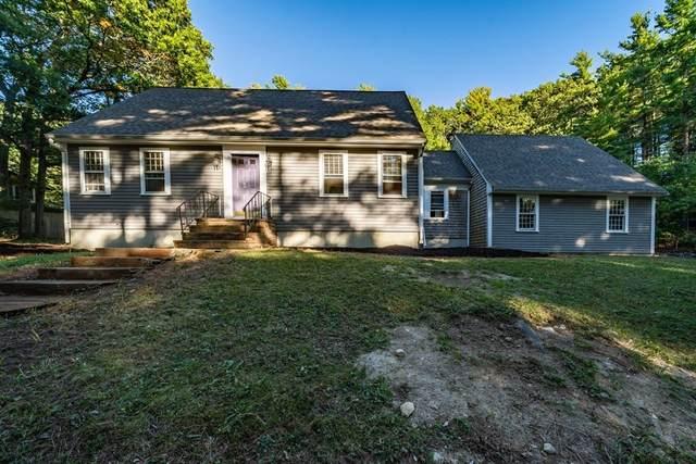 66 Smoke Hill Ridge, Marshfield, MA 02050 (MLS #72911595) :: Spectrum Real Estate Consultants