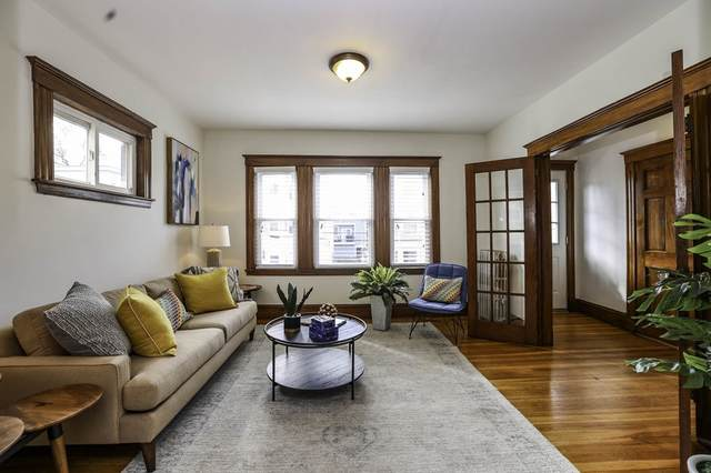 20 Fawndale Road #2, Boston, MA 02131 (MLS #72911607) :: Dot Collection at Access