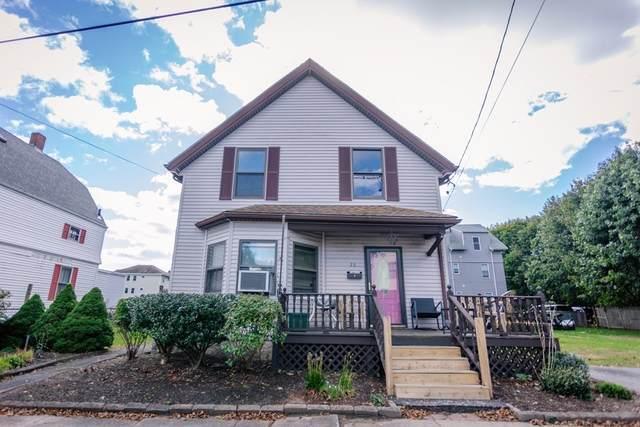 28 Buxton Street, Peabody, MA 01960 (MLS #72911641) :: Spectrum Real Estate Consultants