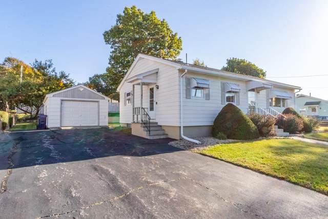 245 Sparks St, Dracut, MA 01826 (MLS #72911659) :: Spectrum Real Estate Consultants