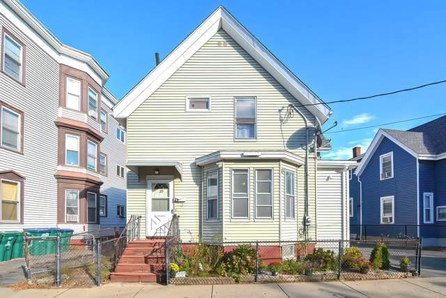 29 Waverly St, Lynn, MA 01904 (MLS #72911671) :: Spectrum Real Estate Consultants
