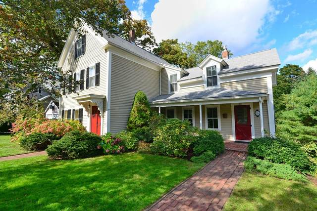 29 North St, Medway, MA 02053 (MLS #72911672) :: Spectrum Real Estate Consultants