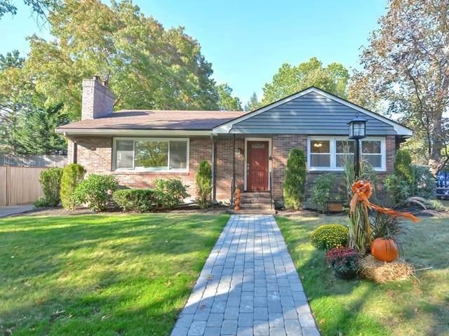 268 Laurel St, Melrose, MA 02176 (MLS #72911684) :: Spectrum Real Estate Consultants