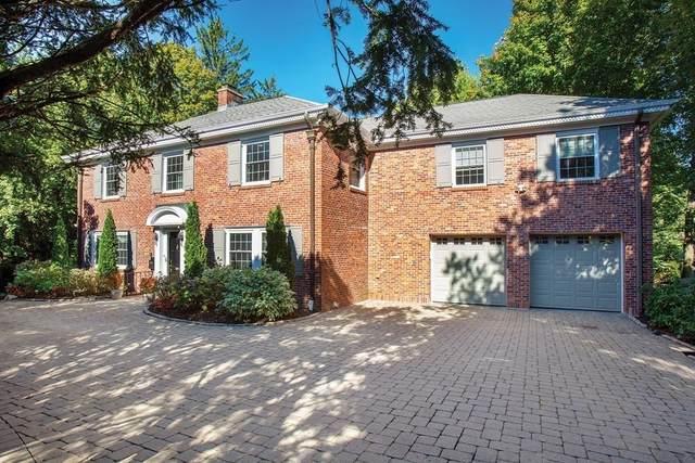 147 Newton St, Brookline, MA 02445 (MLS #72911703) :: Spectrum Real Estate Consultants