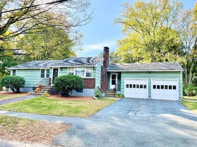9 Lindauer Street, Peabody, MA 01960 (MLS #72911705) :: Spectrum Real Estate Consultants