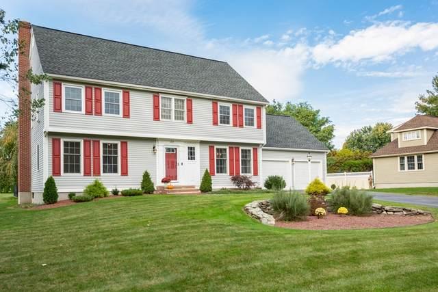 126 Madison Road, Northborough, MA 01532 (MLS #72911709) :: Spectrum Real Estate Consultants