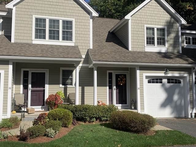 38 Ciderpress Way #38, North Andover, MA 01845 (MLS #72911715) :: Spectrum Real Estate Consultants