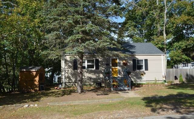 348 Field St, Brockton, MA 02302 (MLS #72911721) :: Dot Collection at Access