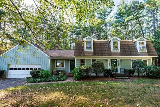 180 Houghtons Mill Rd, Lunenburg, MA 01462 (MLS #72911749) :: Re/Max Patriot Realty