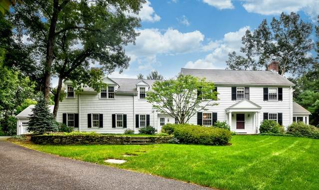 79 High Rock Lane, Westwood, MA 02090 (MLS #72911786) :: Dot Collection at Access