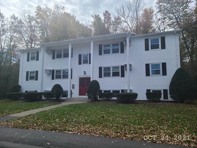 62 Federal Hill Rd #62, Auburn, MA 01501 (MLS #72911817) :: East Group, Engel & Völkers