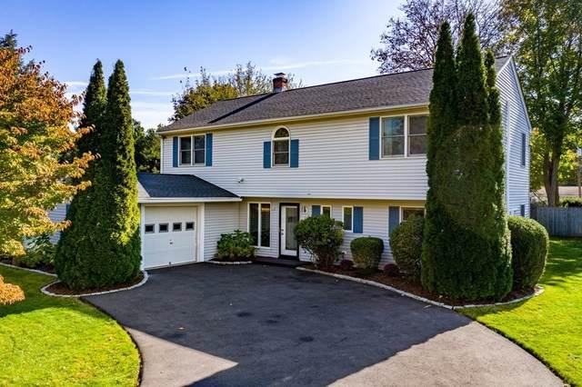 9 Robert Road, Framingham, MA 01702 (MLS #72911874) :: EXIT Realty