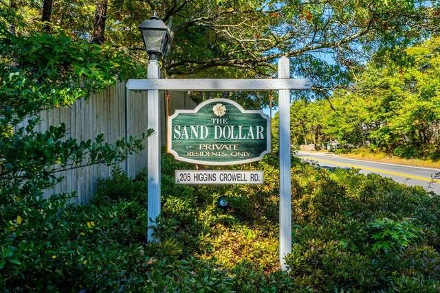 205 Higgins Crowell Rd #2, Yarmouth, MA 02673 (MLS #72911888) :: Revolution Realty