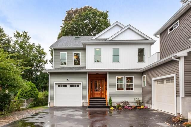 129 Sharon Street #129, Medford, MA 02155 (MLS #72911899) :: Boylston Realty Group