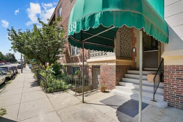 339 S Huntington Ave Unit 9, Boston, MA 02130 (MLS #72911959) :: East Group, Engel & Völkers
