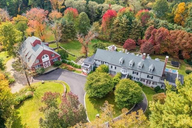 458 Glen Road, Weston, MA 02493 (MLS #72911978) :: The Smart Home Buying Team