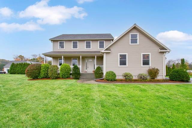 90 Carver St, Granby, MA 01033 (MLS #72911999) :: Home And Key Real Estate