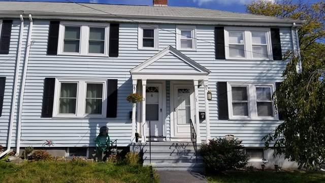 3 Bay State Road #3, Quincy, MA 02171 (MLS #72912011) :: Dot Collection at Access