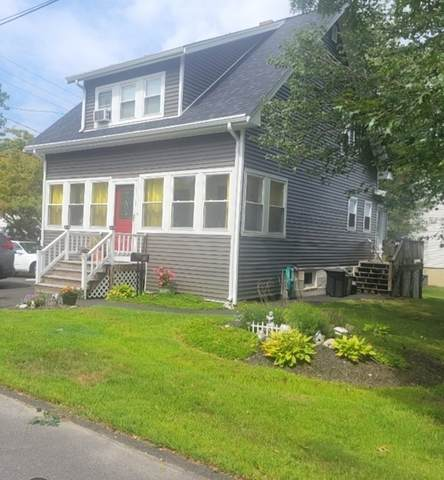 31 N Paul St, Stoughton, MA 02072 (MLS #72912025) :: The Smart Home Buying Team