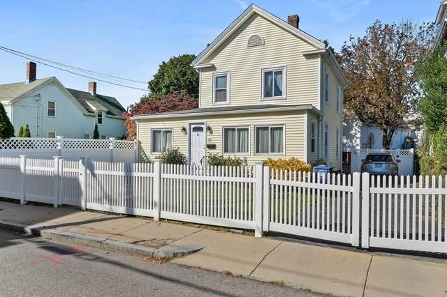 32 Taylor St, Boston, MA 02122 (MLS #72912029) :: East Group, Engel & Völkers
