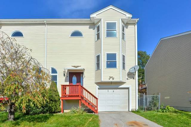 5 Fenton Drive, Worcester, MA 01602 (MLS #72912053) :: The Smart Home Buying Team