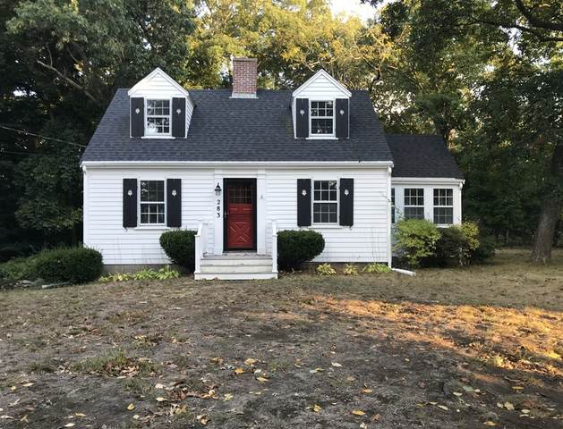 283 Gannett Rd, Scituate, MA 02066 (MLS #72912065) :: The Smart Home Buying Team