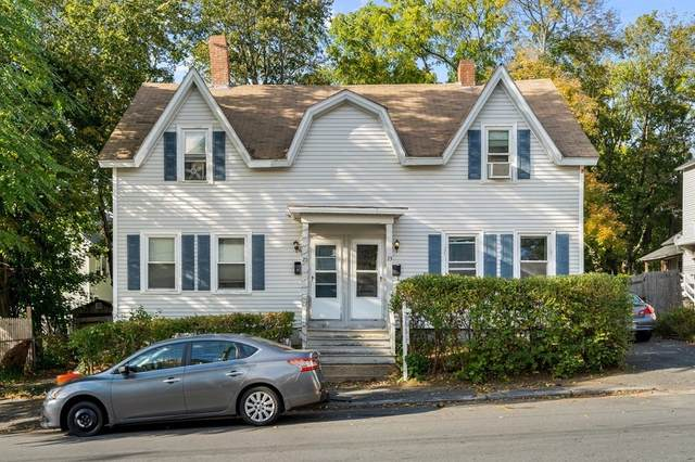 23 6Th Ave #23, Haverhill, MA 01830 (MLS #72912075) :: Alfa Realty Group Inc