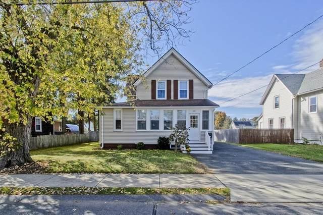 129 Whitney Street, Ludlow, MA 01056 (MLS #72912116) :: East Group, Engel & Völkers