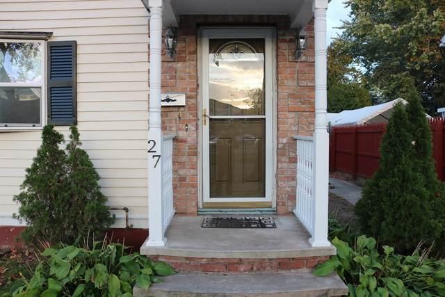 27 Reed St, Springfield, MA 01109 (MLS #72912119) :: East Group, Engel & Völkers