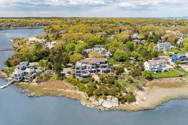 131 Nichols Road #8, Cohasset, MA 02025 (MLS #72912166) :: DNA Realty Group