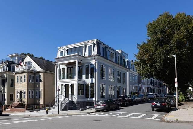 97 Farragut Road #1, Boston, MA 02127 (MLS #72912175) :: DNA Realty Group